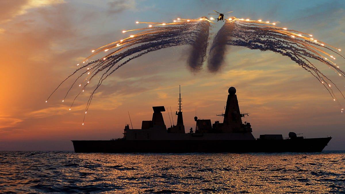 18 buques de guerra de alta tecnología que ya dominan los océanos