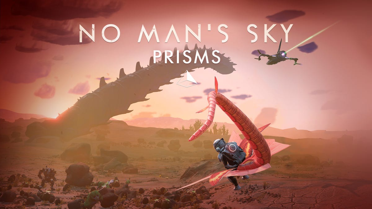 No Man's Sky Gets A Massive Visual Overhaul