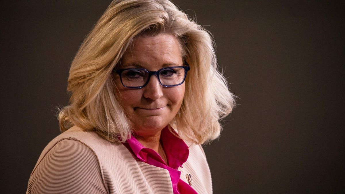 Kevin McCarthy Has Had It With Liz Cheney. Officially.
