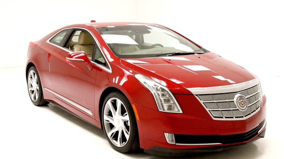 Ein Oldtimer-Händler verlangt sechsstellige Beträge für einen Cadillac ELR€ mit geringer Laufleistung