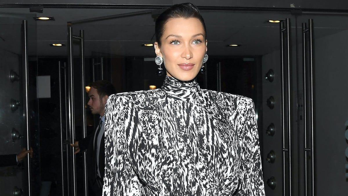 Bella Hadid Joined Brooklyn Protesters to Demand Freedom for Palestine