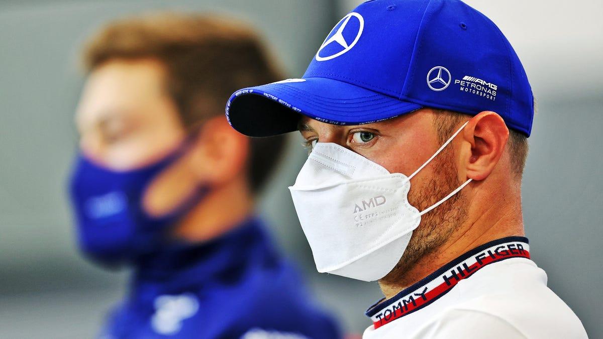 Die Sommerpause der Formel 1 ist vorbei und die Bottas/Russell-Saga ist immer noch ein Thema€