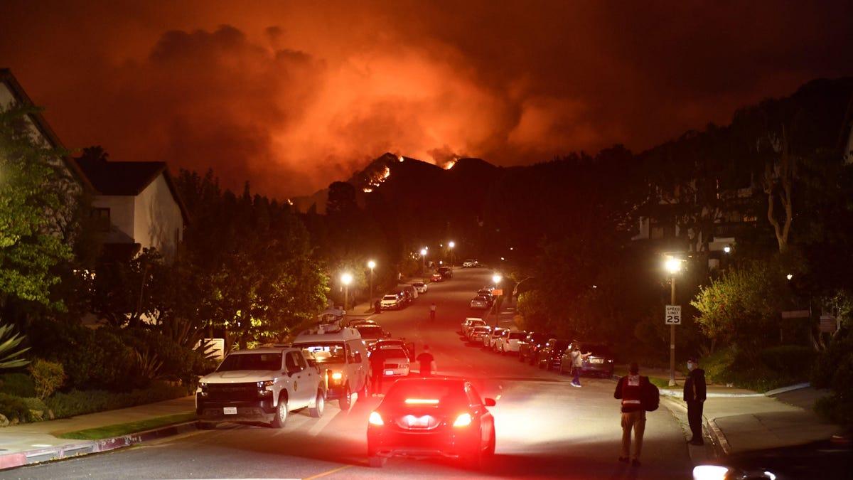 Citizen App Falsely Accuses Man of Starting California Brush Fire