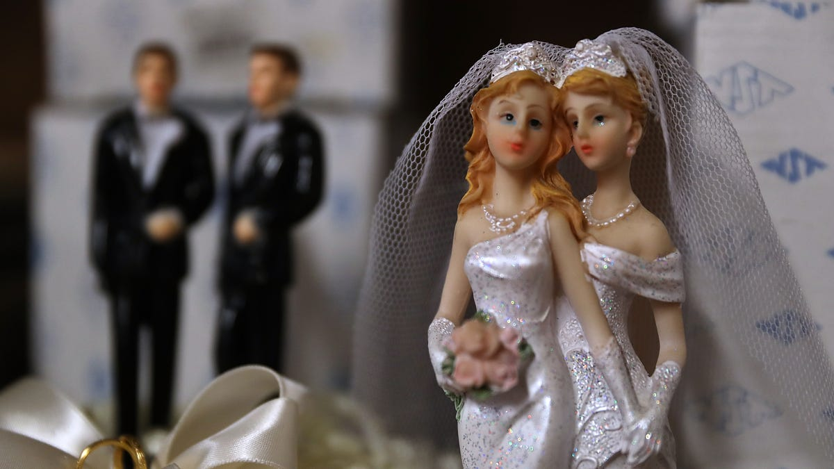 Texas Lawmaker Wants to Invalidate Gay Marriages