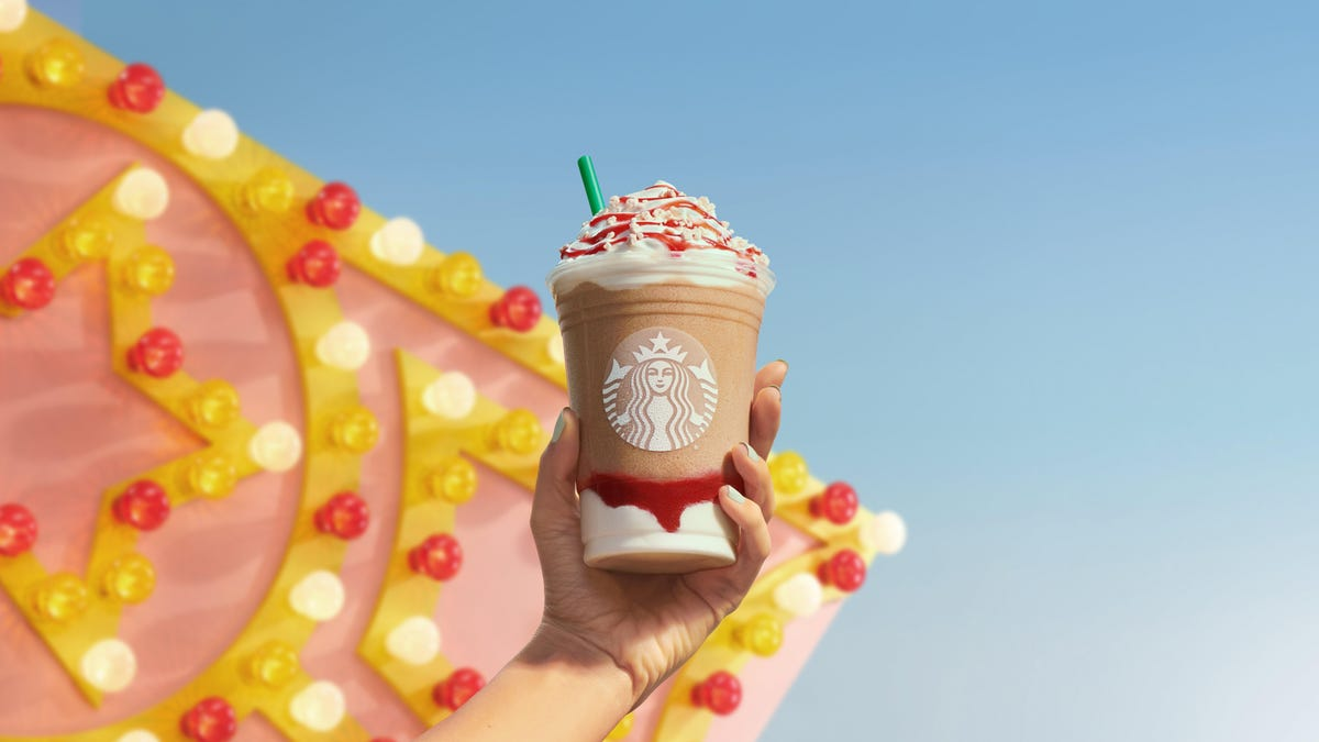 Here's why Starbucks sells so many frozen drinks