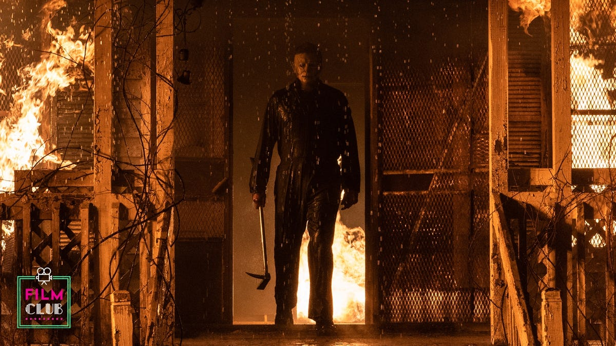 How does Halloween Kills compare to the slasher movies before it?