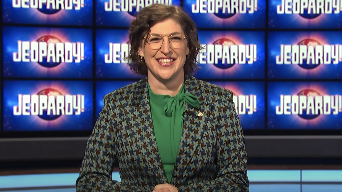 Mayim Bialik to take over as temporary host of Jeopardy!