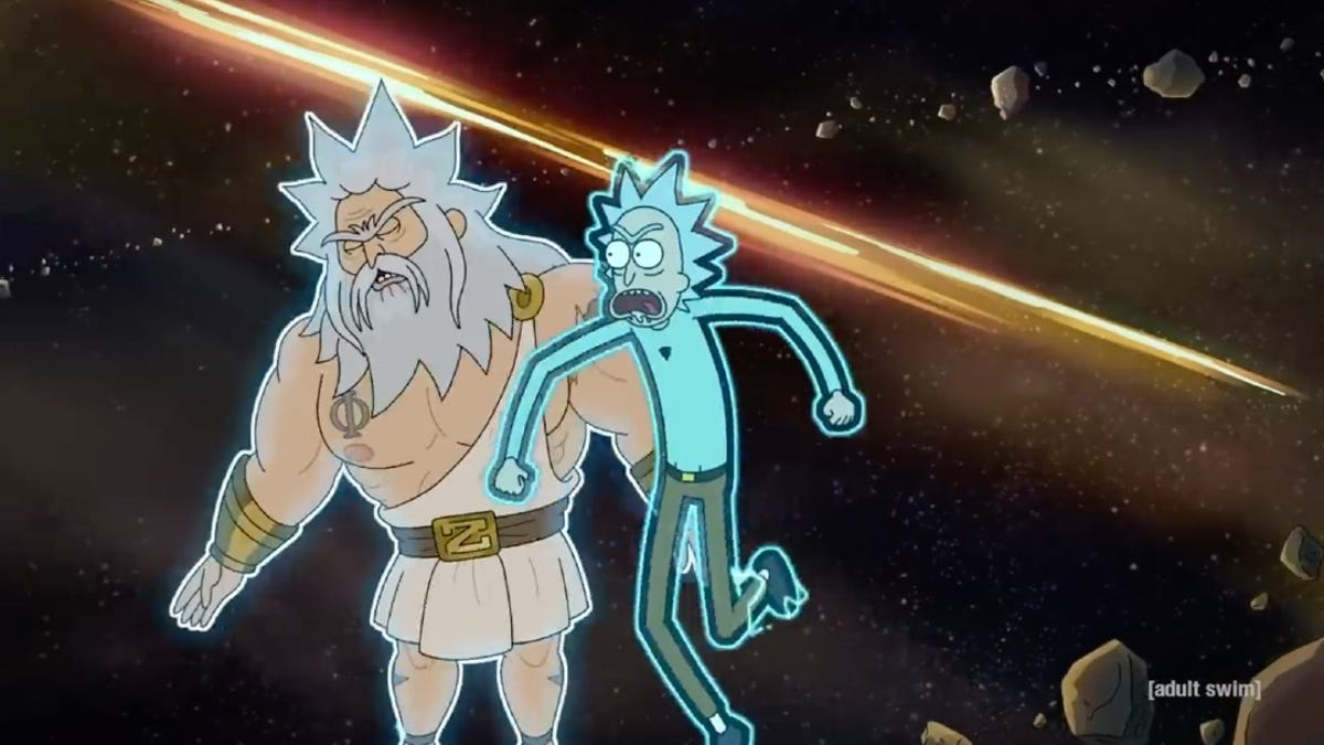 14 of Rick and Morty's Most Excellent Season 4 Moments