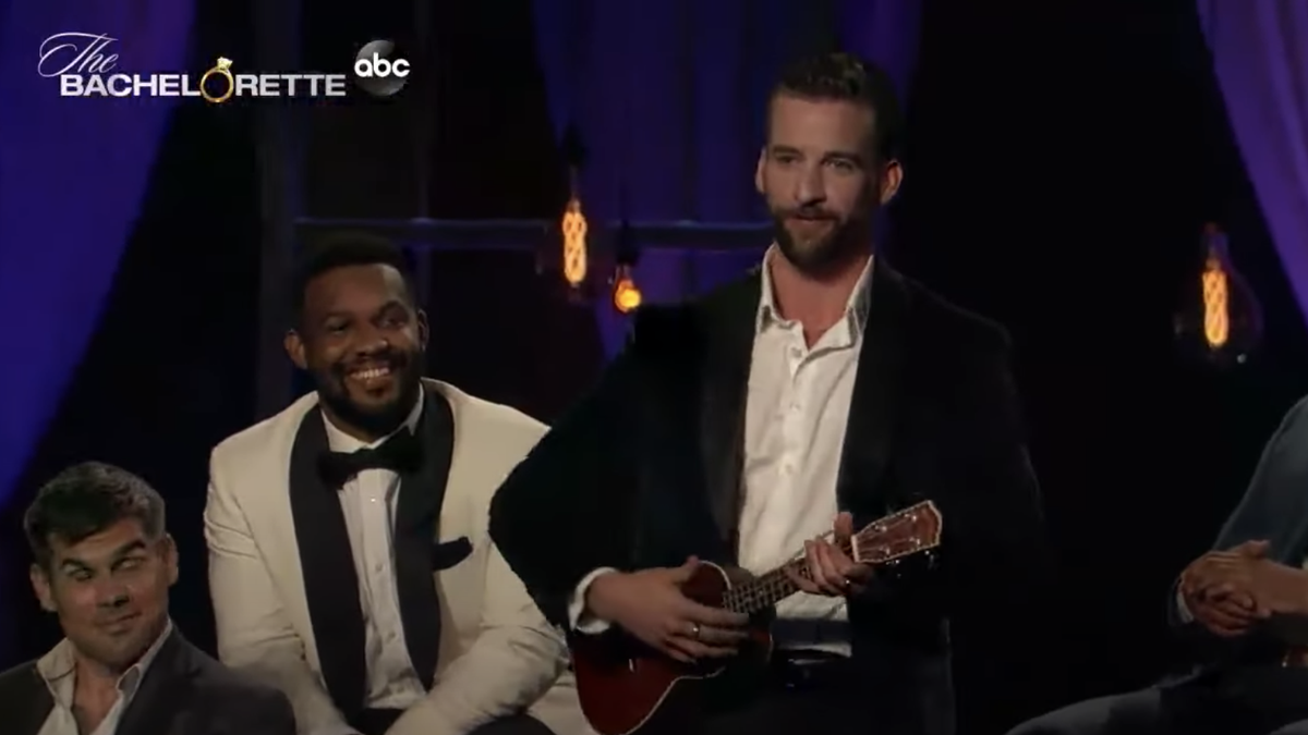 The Bachelorette Men Confirm They're Not Really There For the Bachelorette