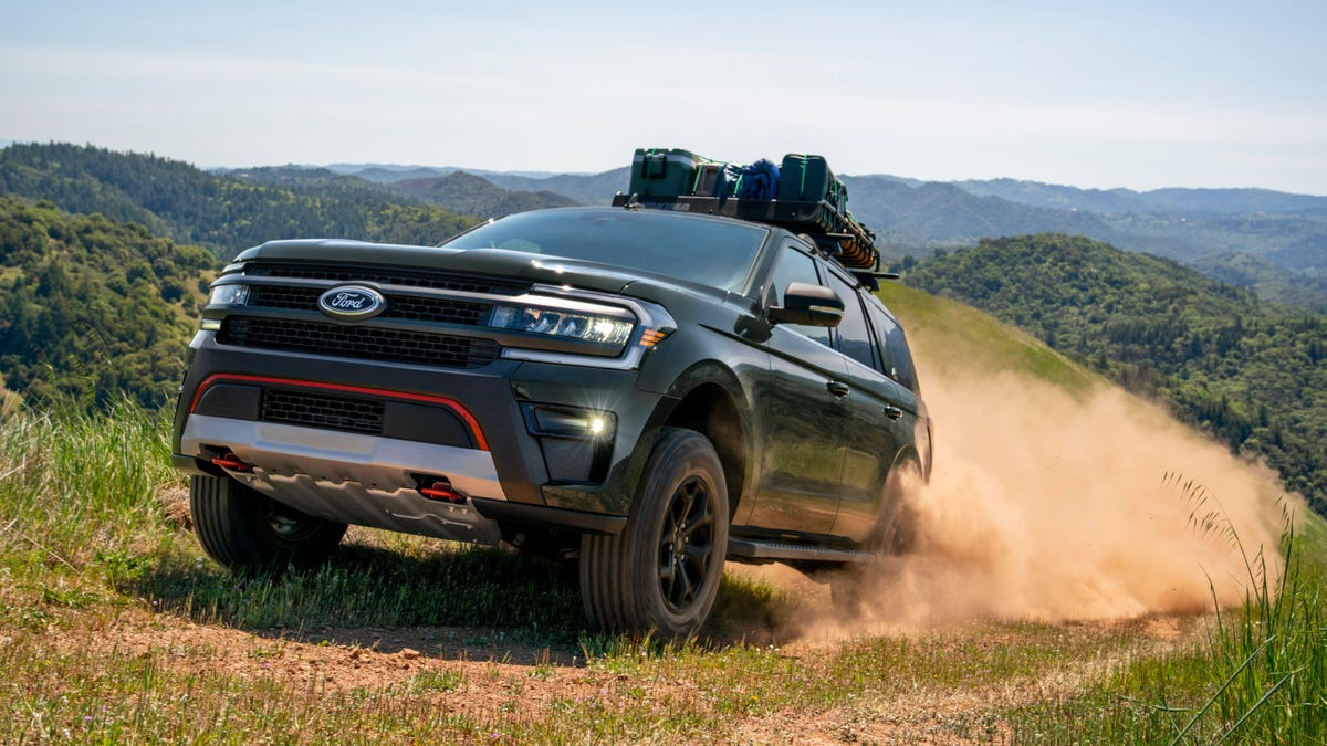 You're Going To Have To Cough Up $67,000 If You Want An Expedition Timberline