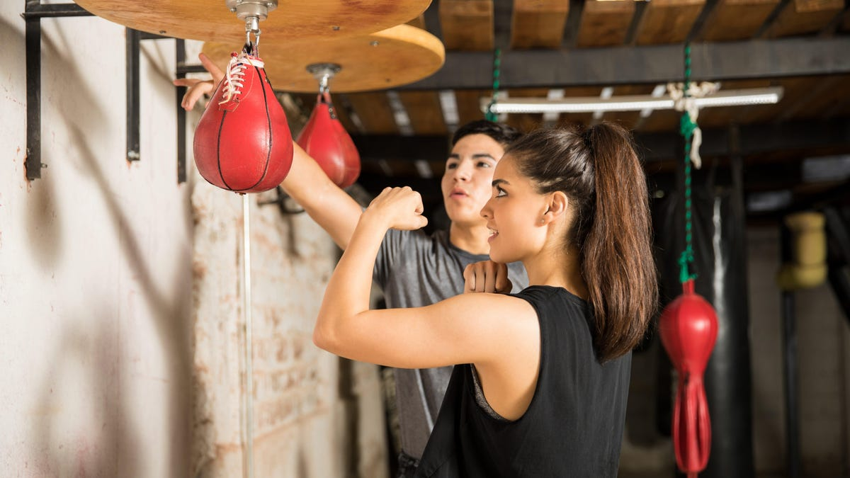 The Speed Bag Is a Highly Underrated Workout