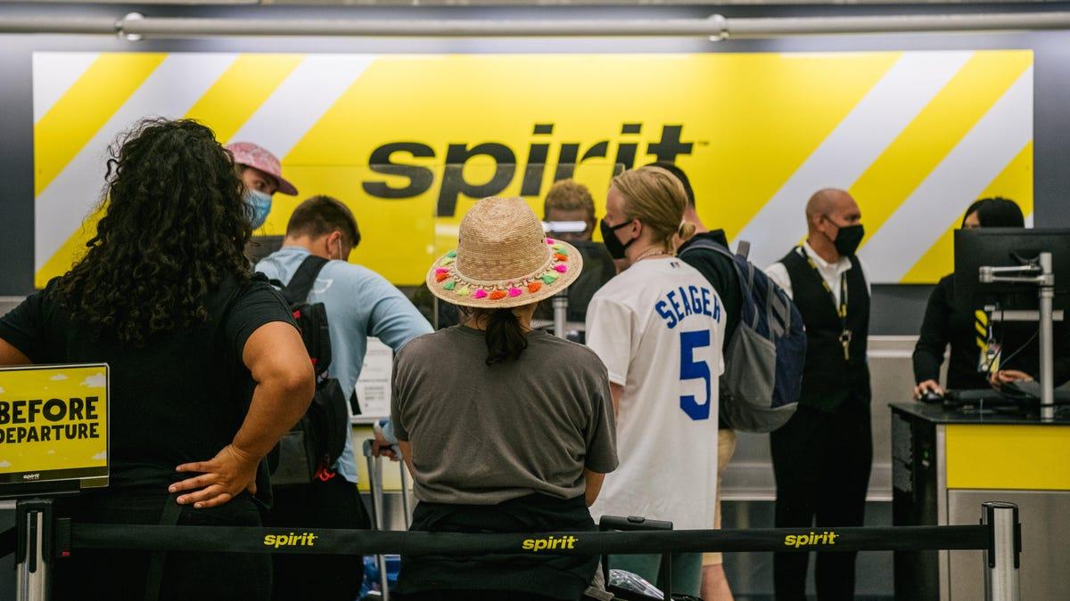 Spirit Airlines storniert so viele Flüge, dass die Regierung sie jetzt überwacht: Bericht