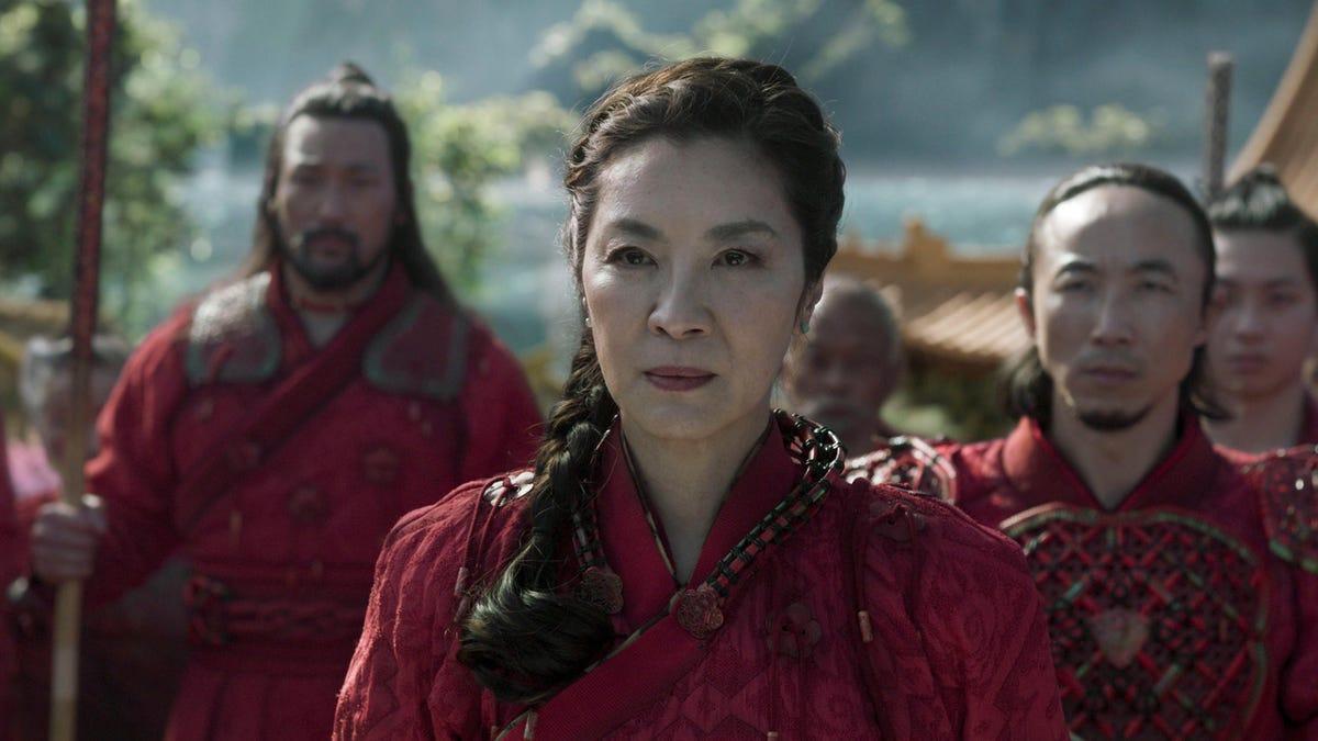 Step aside Dear Evan Hansen, America still loves Shang-Chi