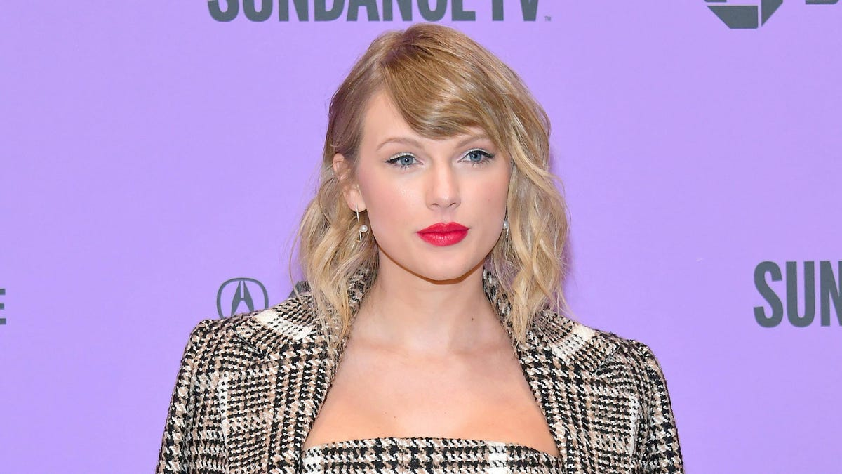 Here are some of the solutions to Taylor Swift's new word search