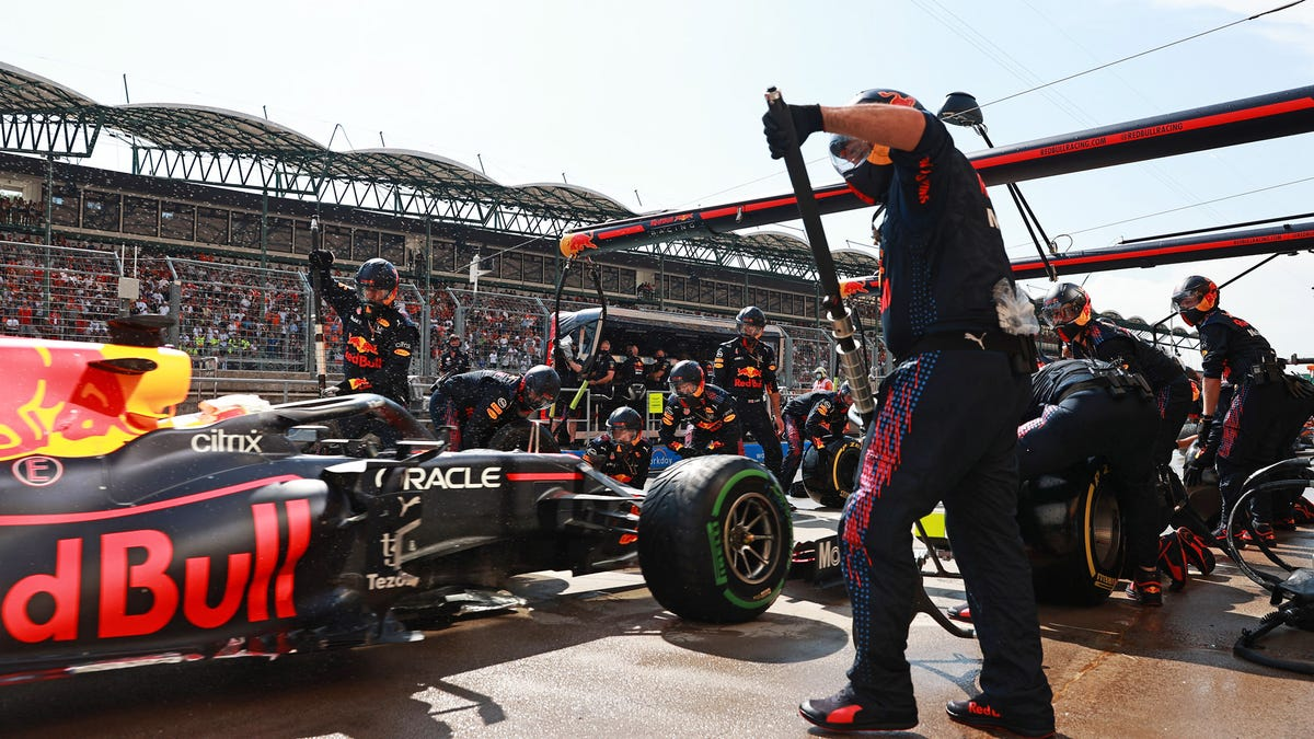 One Photo Reminds Us Max Verstappen Is Really Good At This