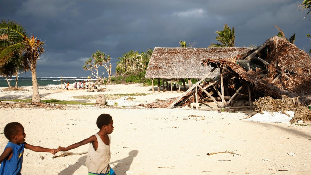 Climate Change May Finally Get Its Day at The Hague