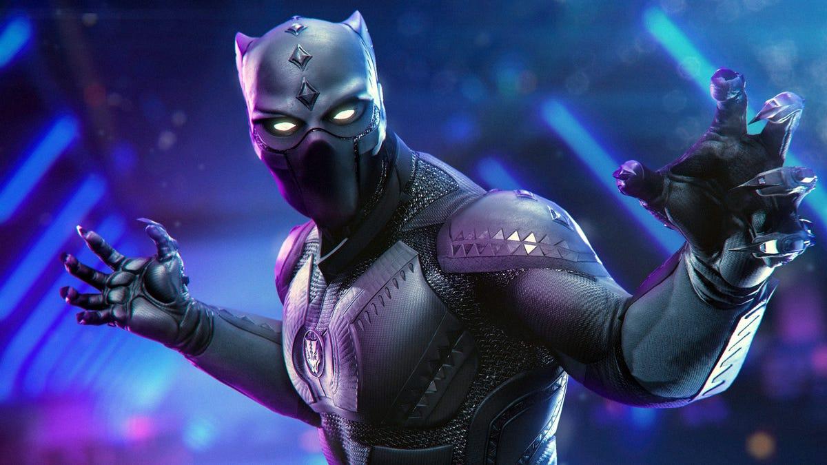 War for Wakanda DLC Pack Explained by Marvel's Avengers Game Developers thumbnail