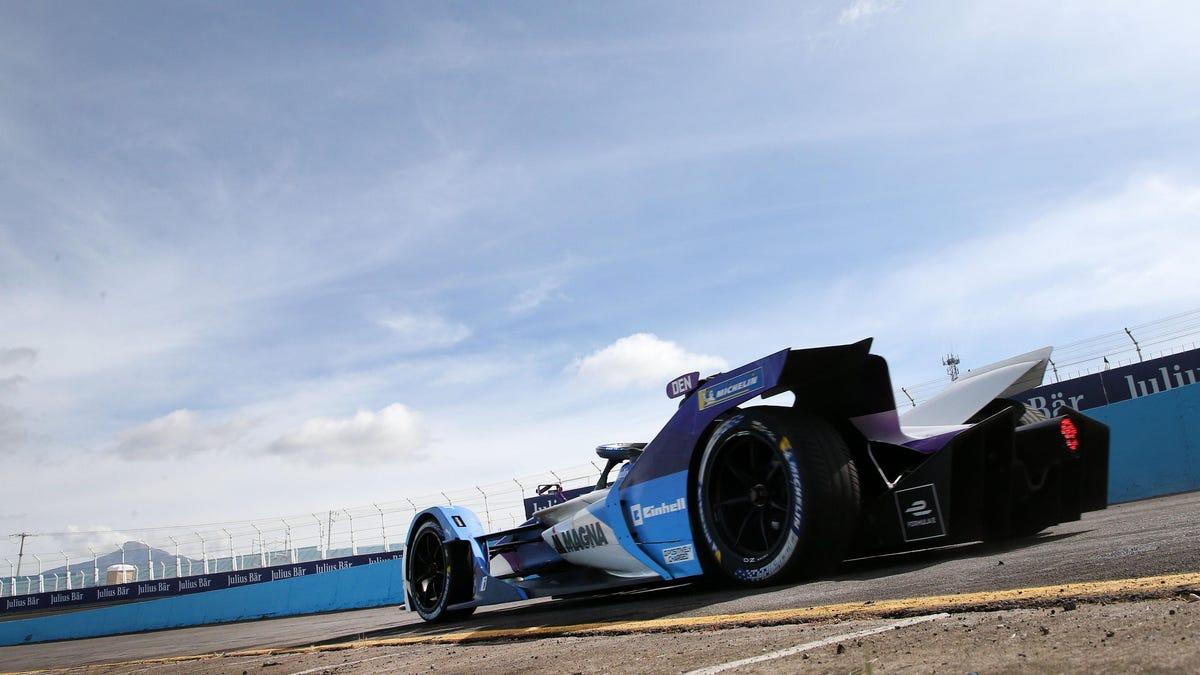 Andretti Sticks With Formula E Despite BMW Ditching