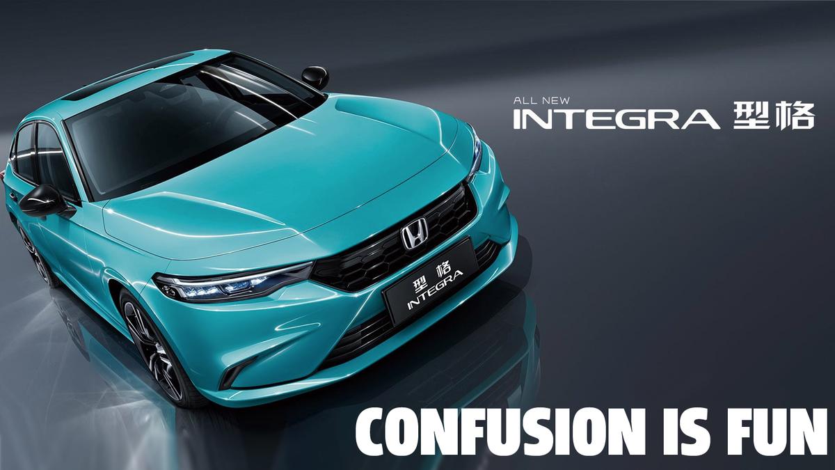 2022 Acura Integra: Das ist er nicht