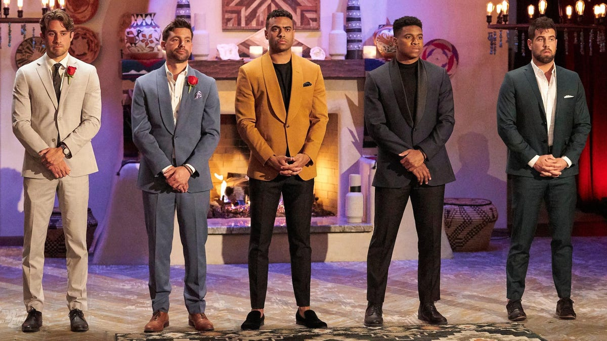 Katie has to make some tough choices as The Bachelorette race heats up