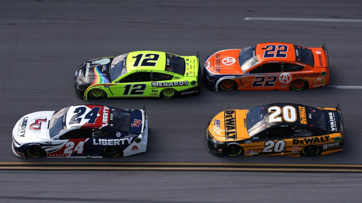 I Am Going To Try, And Possibly Fail, To Explain NASCAR's New All-Star Race Format