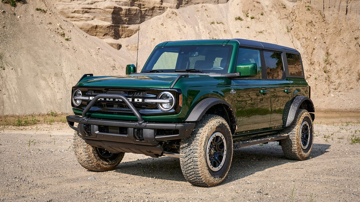The Bronco Raptor We've All Known Is Coming Has Leaked