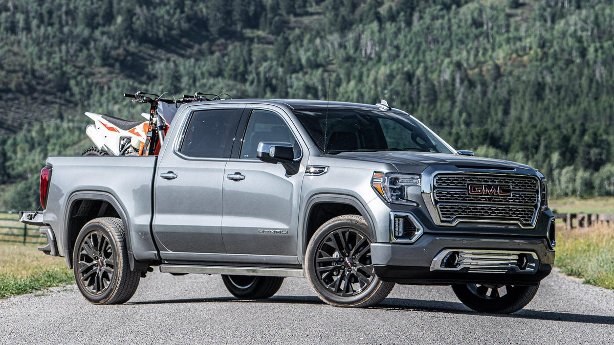GMC Is Laughing In The Face Of The Chip Shortage