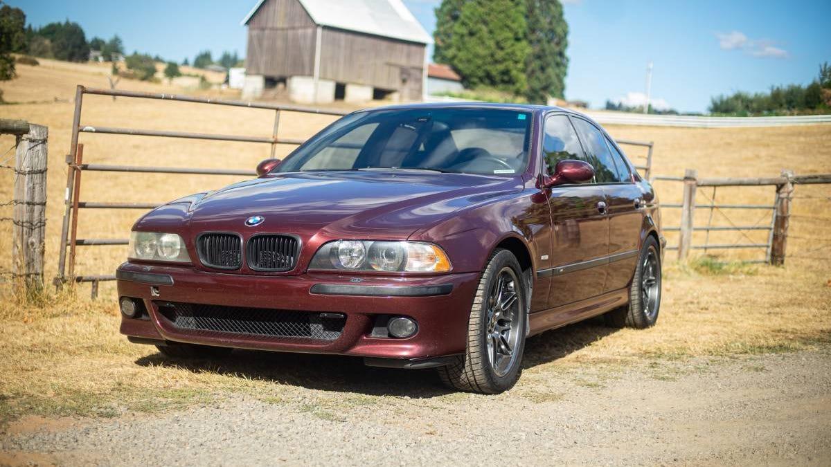 Wird dieser BMW M5 aus dem Jahr 2000 für 22.000 Dollar ein Schnäppchen sein?