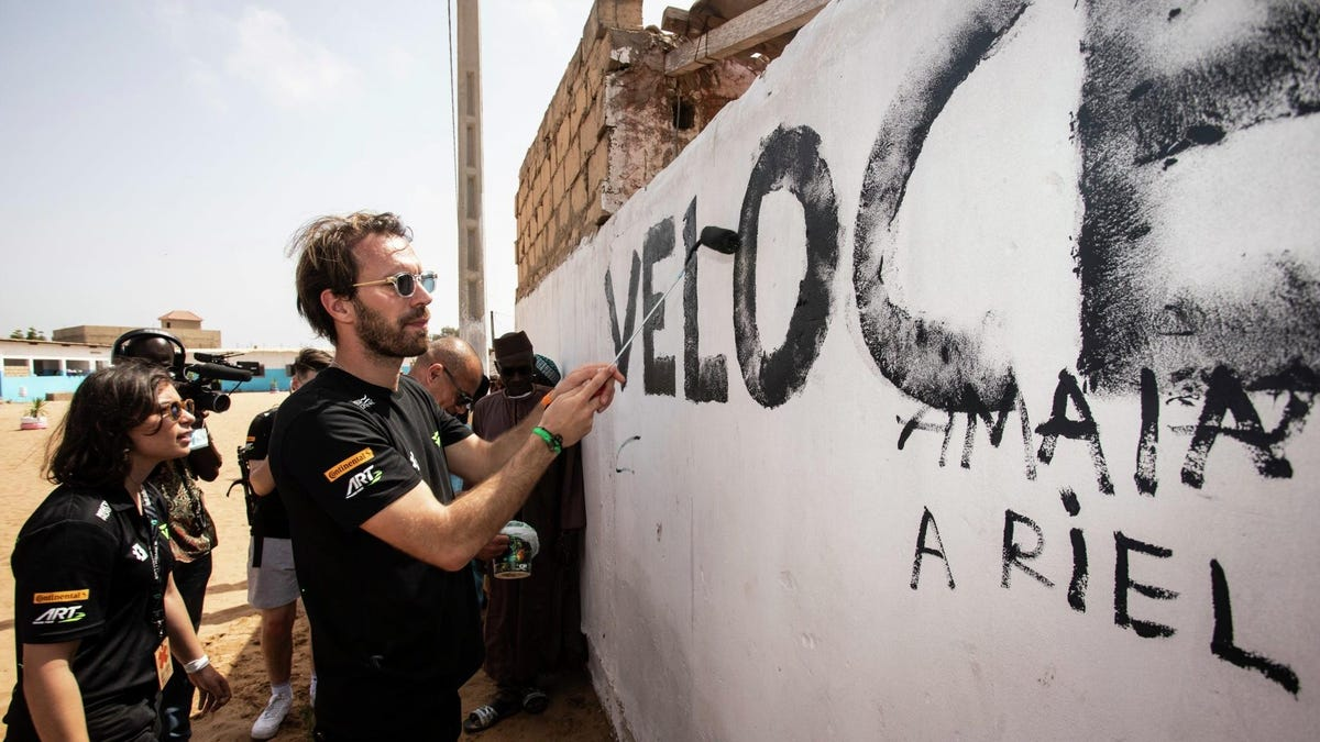 Jean-Eric Vergne And His Veloce Racing Team Are Taking Extreme E By Storm