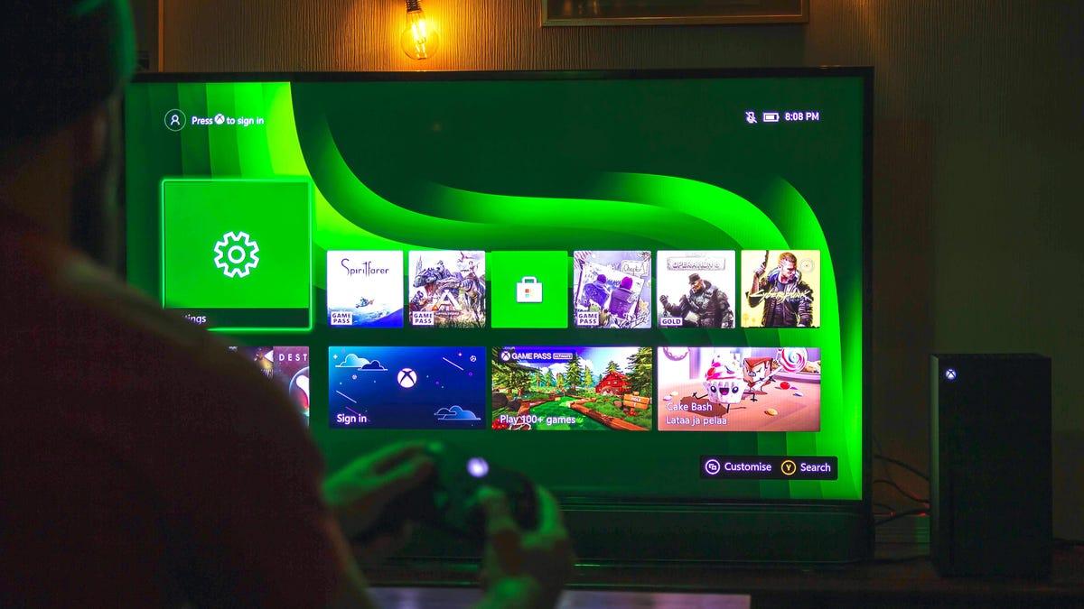 How to Take Screenshots on the Xbox Series X|S Outside of Gameplay, Digital Rumble, digitalrumble.com