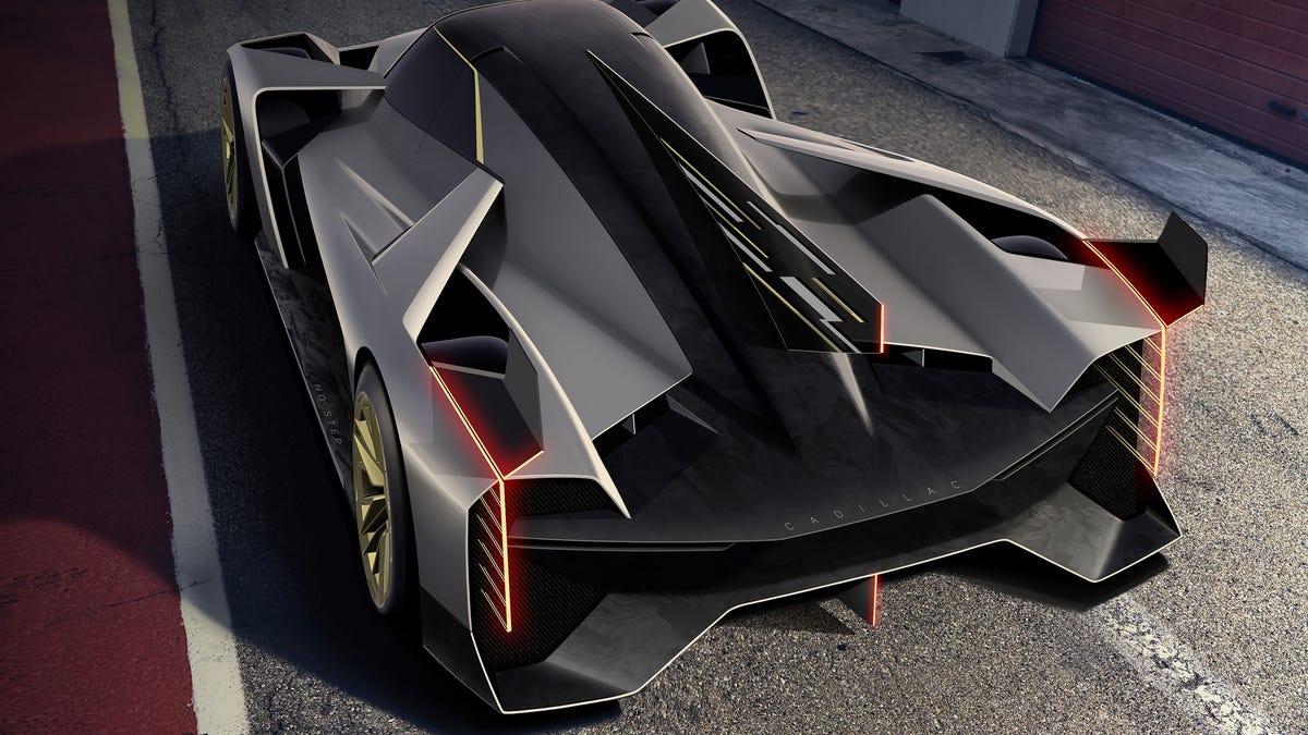 Cadillac wird in Le Mans 2023 um den Sieg kämpfen