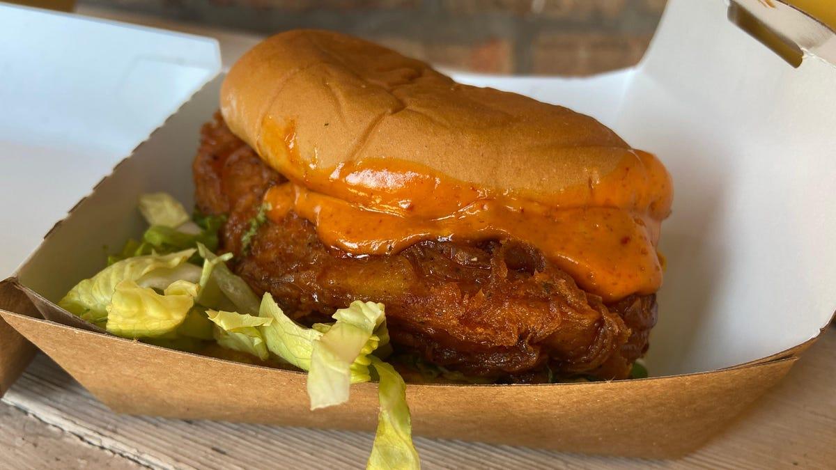 Review: Shake Shack's new Hot Honey Chicken Sandwich