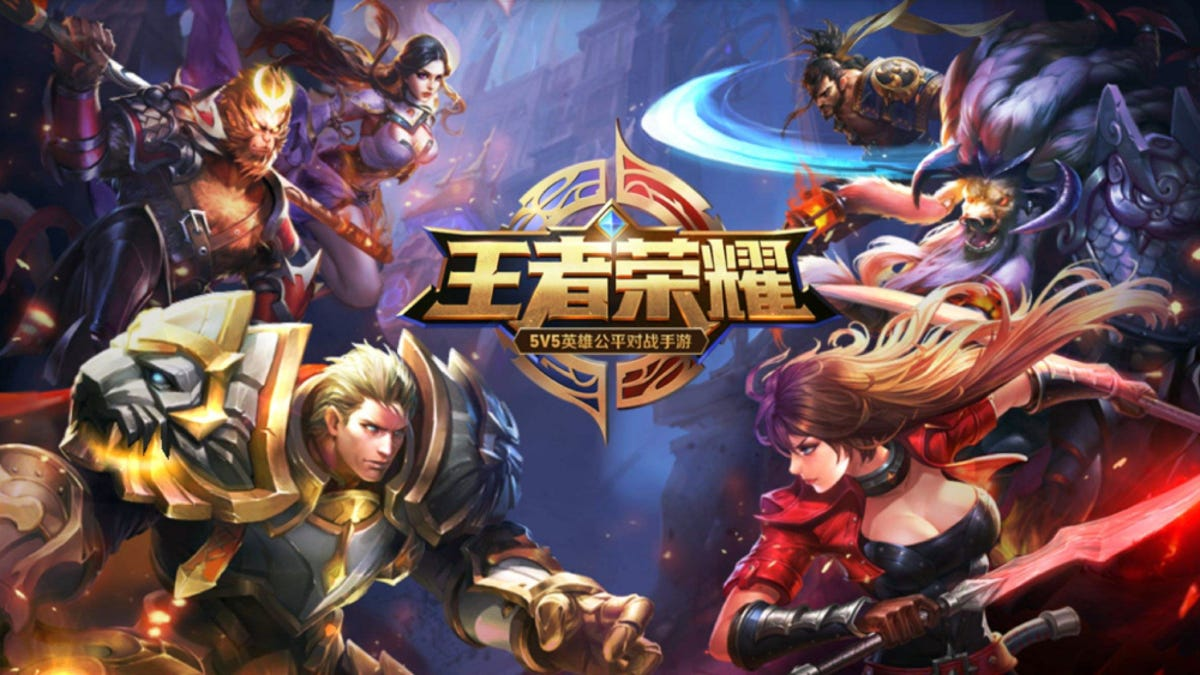 Chinese Gaming Giants Have Lost Eight Bethesdas In Value