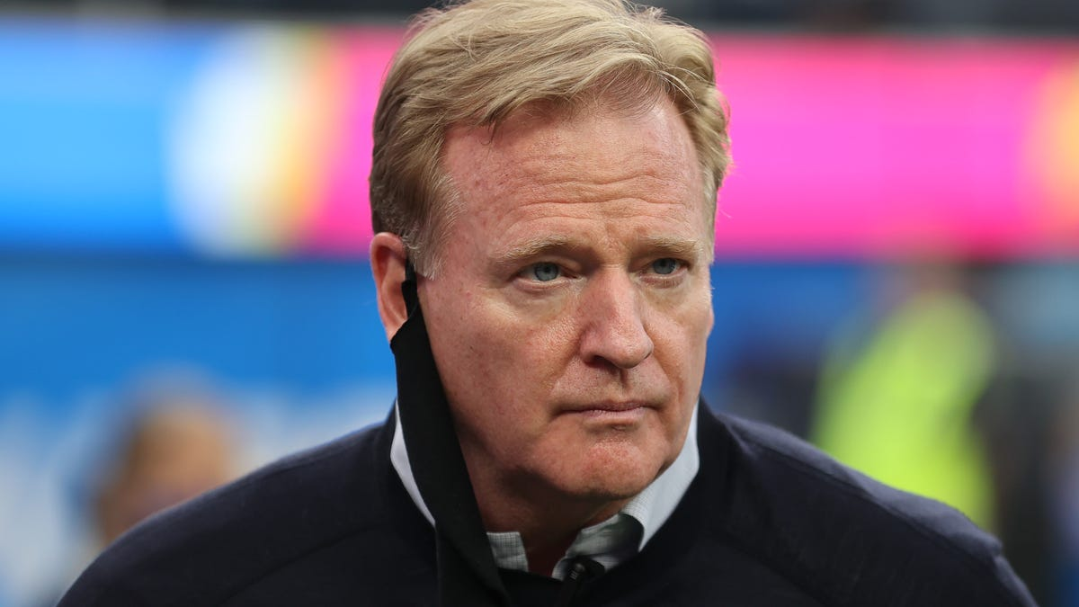 NFL owners have a fixer — his name is Roger Goodell
