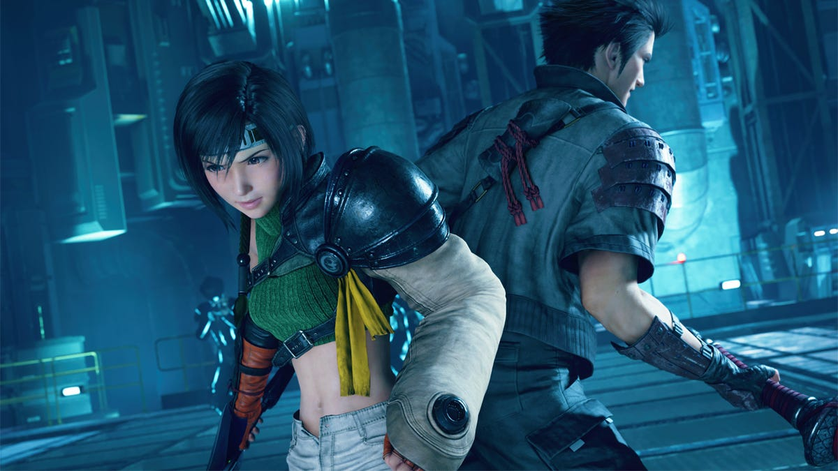 Upgraded Yuffie Version Of Final Fantasy VII Remake Exclusive To PS5 For 'At Least' Six Months - Kotaku