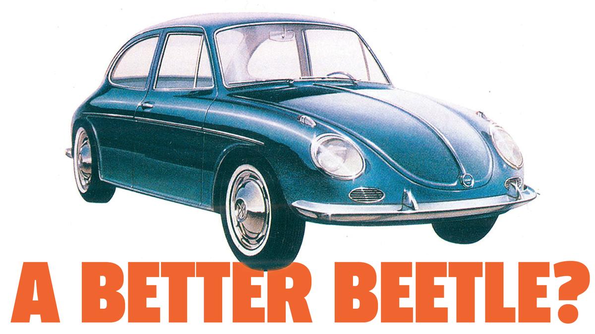 Sehen Sie sich diesen Vorschlag für einen aktualisierten Käfer von 1968€ an
