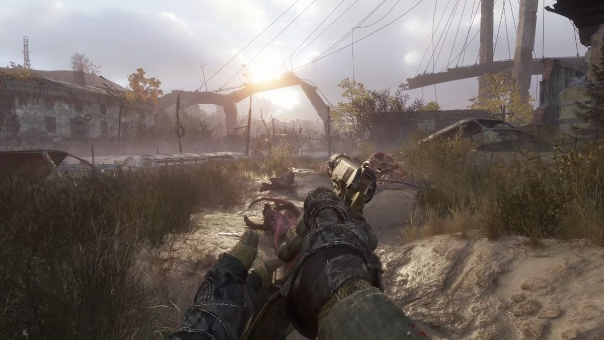 Metro Exodus's Shiny PS5/XBS Updates Are Out Now