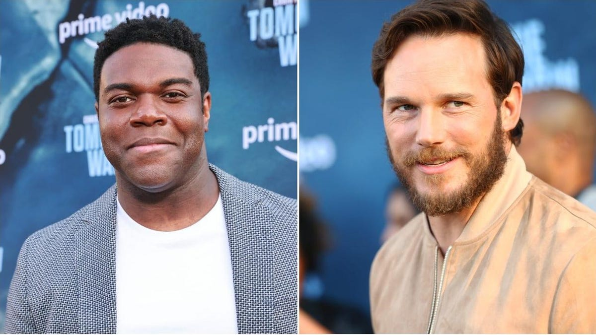 Tomorrow War buddies Chris Pratt and Sam Richardson to reunite for new action comedy