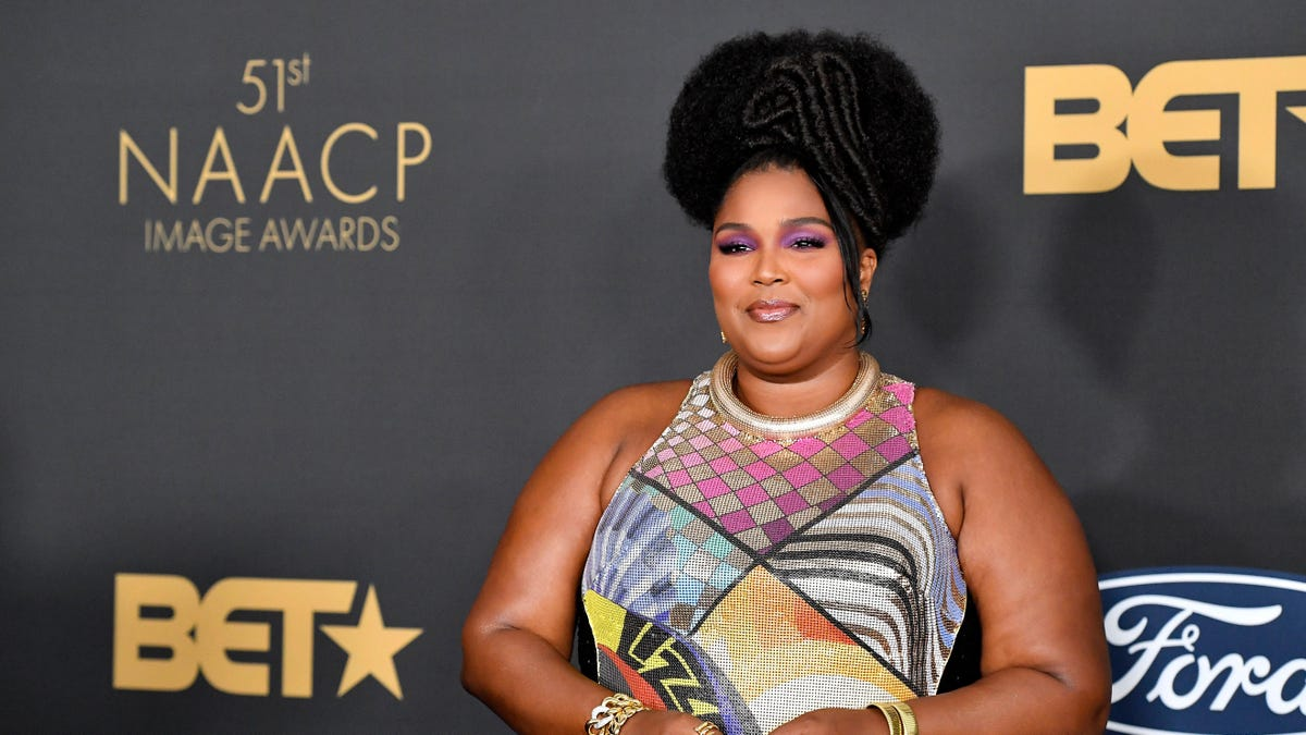 Lizzo's List of Musical Royalty Tears the Internet Asunder