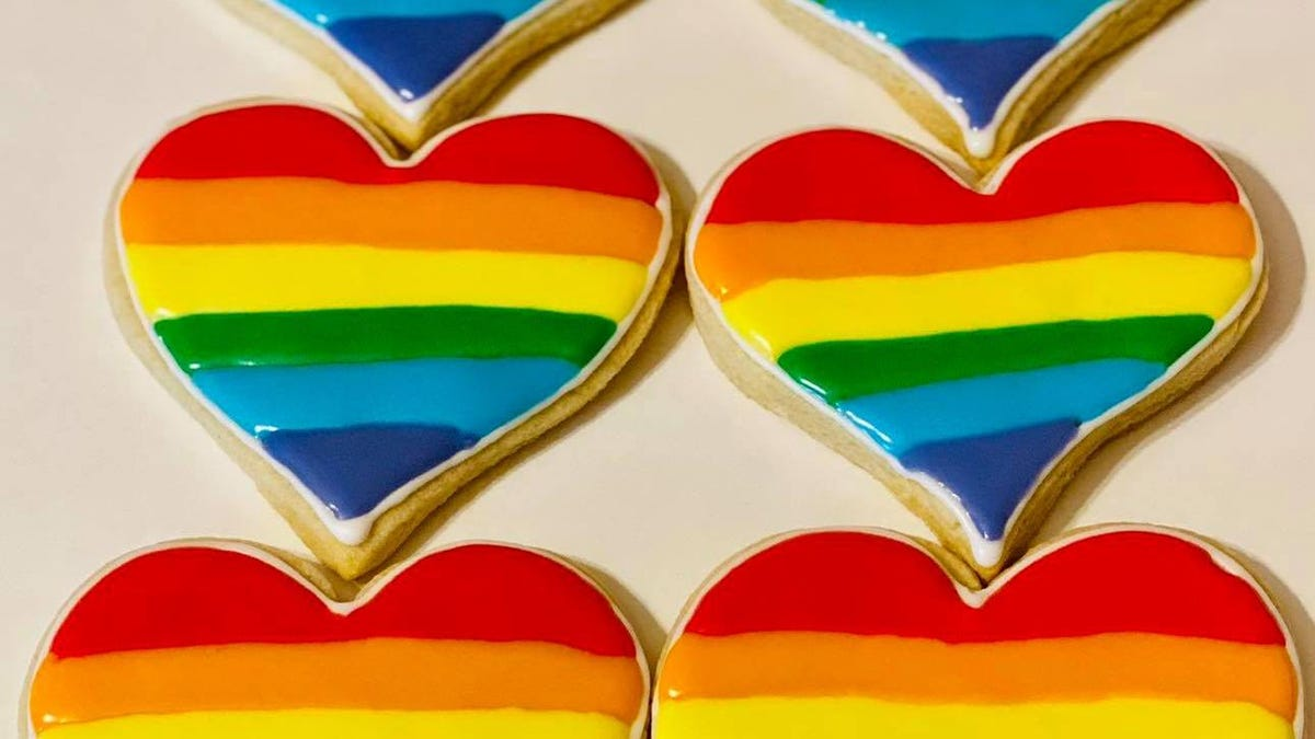 The Backlash Against a Texas Bakery Selling Rainbow Cookies Is Another Symbolic Pride Month Morality Drama