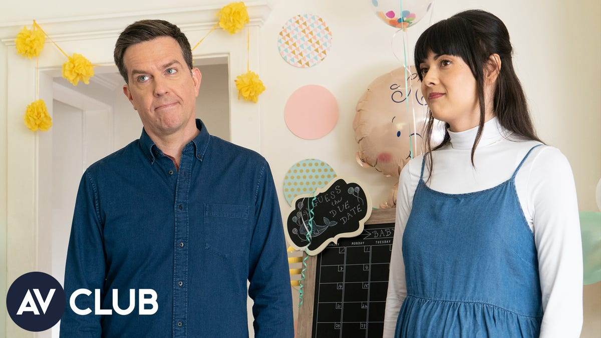 Ed Helms and Patti Harrison pitch Together Together's alternate ending