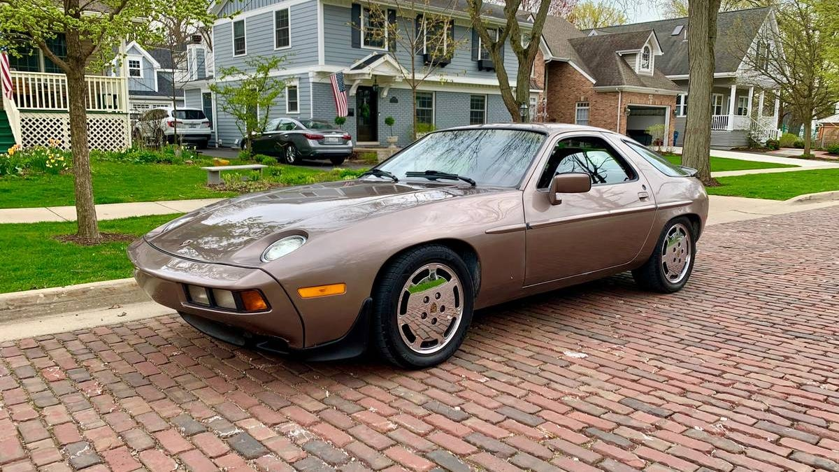 At $11,900, Could This 1983 Porsche 928 S Get You Out On A Grand Tour?