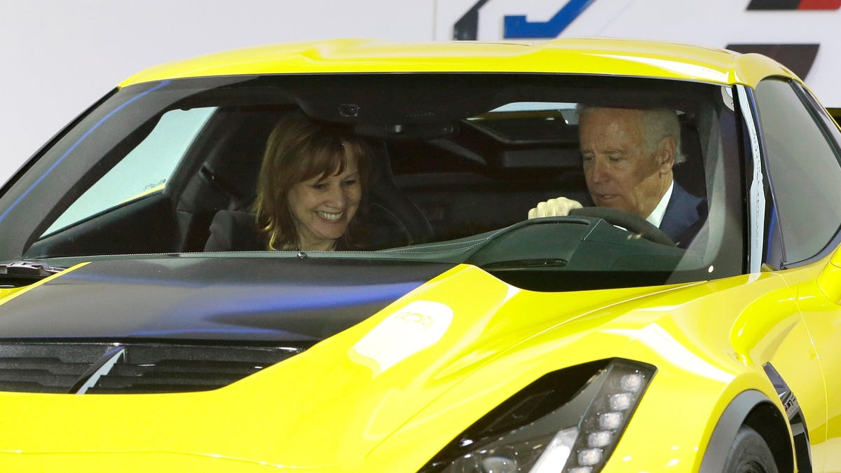 GM Now Says It's Fine With California's Fuel Economy Regulations