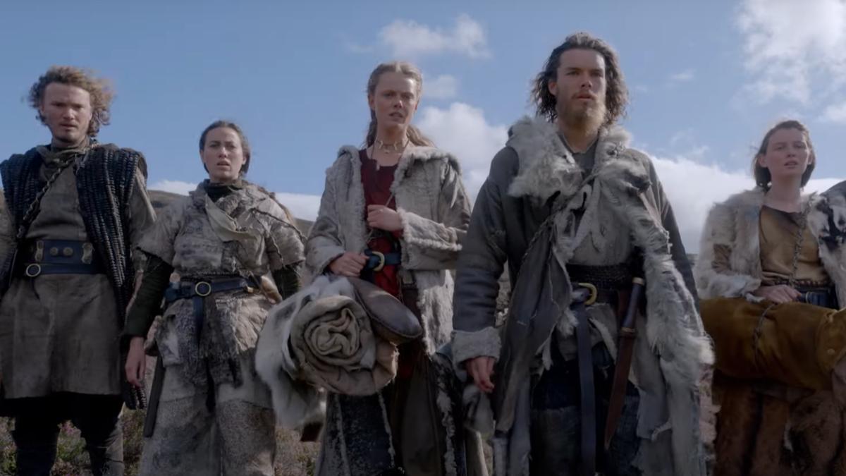 Let's meet the new Vikings of Vikings: Valhalla