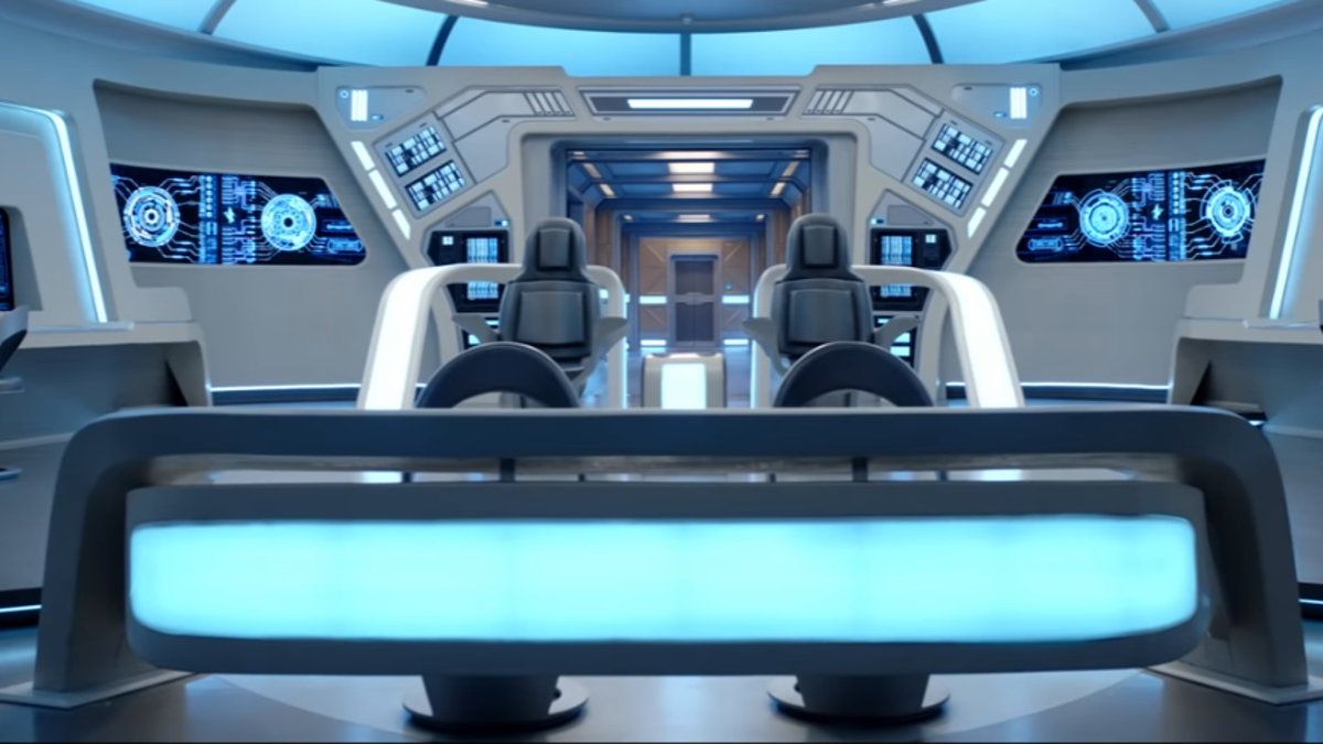 This teaser for Hulu's The Orville debut is weirdly somber and sincere