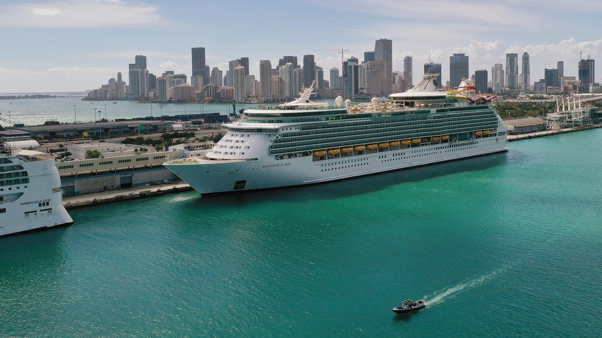 CDC Says 'Test Cruises' Can Start With Volunteer Passengers to Prove They're Covid Safe - Gizmodo