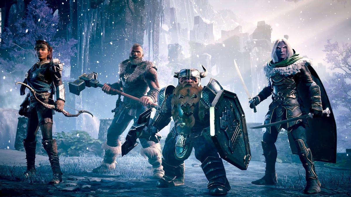 Dungeons & Dragons: Dark Alliance Is A Tragic Mess