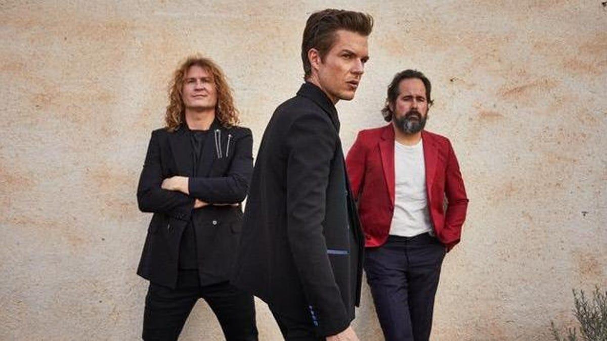 The Killers announce new album Pressure Machine
