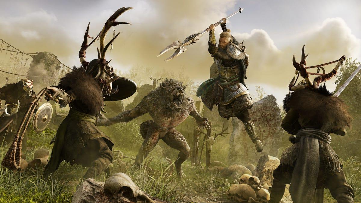 Análisis Wrath of the Druids: así es volver a Assassins Creed Valhalla