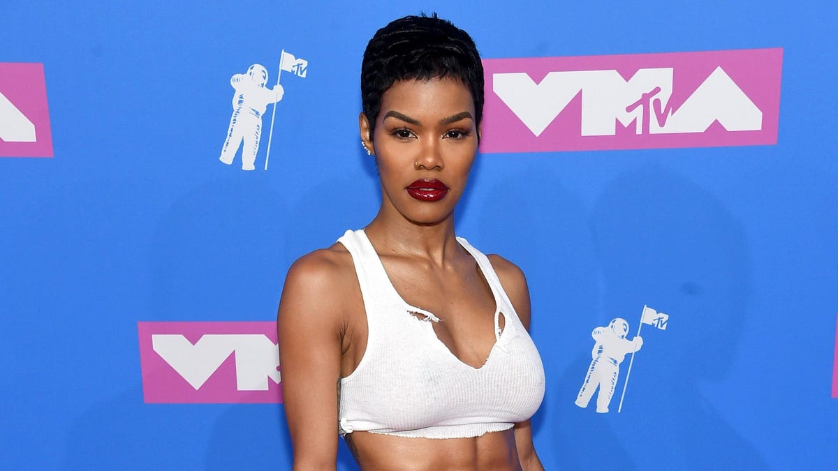 Teyana Taylor Becomes First Black Woman to Be Named Maxim's 'Sexiest Woman Alive'